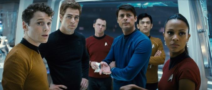 Star Fleet of the USS Enterprise