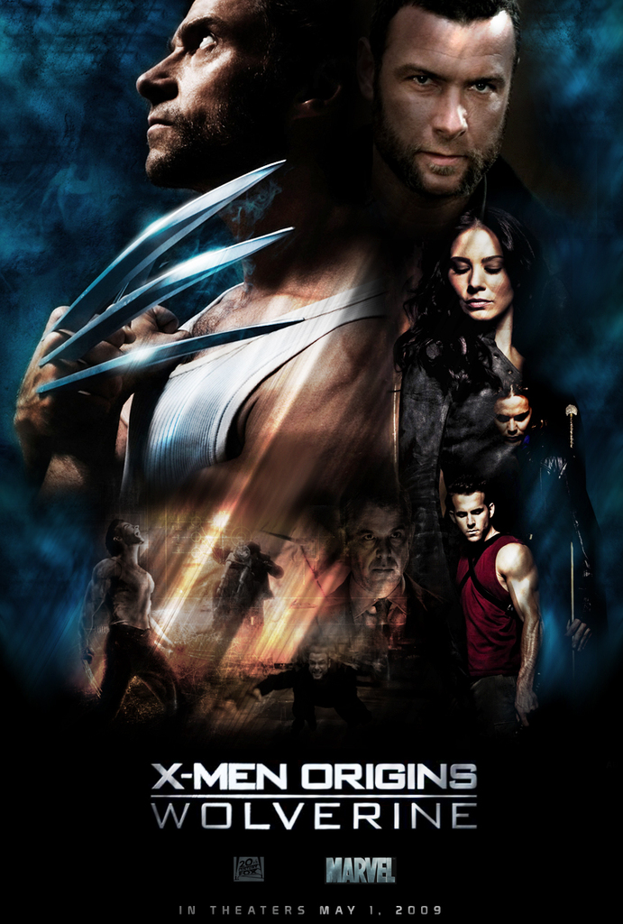 Shade Terra: X Men Origins: Wolverine